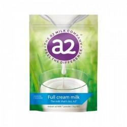 【6件包邮】A2 PLATINUM 成人白金奶粉 高钙全脂奶粉1公斤 10/21