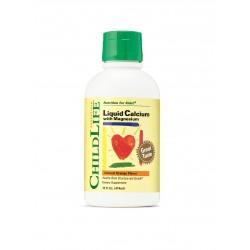 ChildLife Liquid Calcium 474ml 童年时光 儿童液体钙镁锌补充液 474ml  11/21