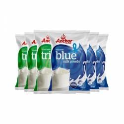 【1箱包邮】Anchor 安佳混合装6包 3全X3脱脂 最新市场日期