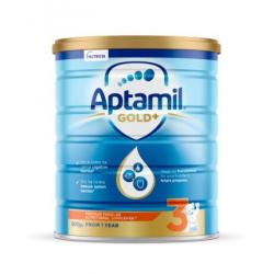 Aptamil Gold+ Stage 3 Toddler 爱他美 金装3段900克(1岁以上) 6罐包邮 10/21