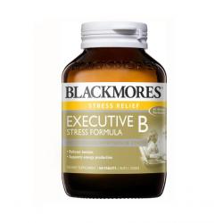 Blackmores Executive B 160tab  BM 澳佳宝/葆丽美 复合维生素B族160粒   01/22