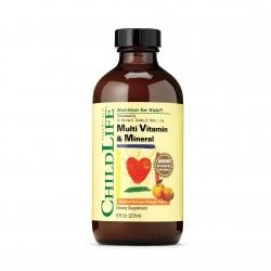 ChildLife Multi Vitamin Mineral 童年时光多种维生素和矿物质 237ml  11/21