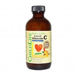 ChildLife Liquid Vitamin C 童年时光儿童维生素C 口服液 118.5ml 11/21