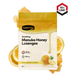 Comvita manuka honey lozenges with propolis 康维他 蜂胶喉糖蜂胶糖500g 柠檬味新包装  06/23