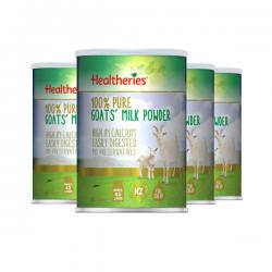 【4罐包邮】Healtheries goat's milk powder 贺寿利 儿童成人羊奶粉 450g 12/22