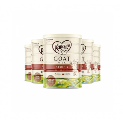 Karicare Goats Milk Step 3 Infant Formula 可瑞康 羊奶粉(1岁以上)900克 3段 6罐包邮  06/22