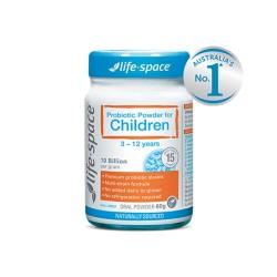 lifespace  Probiotic Powder for Children  儿童益生菌粉 60克    06/2020