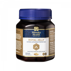 Manuka Health ROYAL JELLY  365cap 蜜纽康 蜂王浆胶囊 365粒 05/22